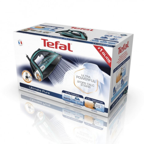 Утюг Tefal Ultimate Pure FV9837E0 фото 7